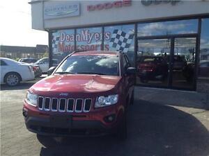 2012 Jeep Compass North Edition Kitchener / Waterloo Kitchener Area image 1