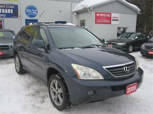 2006 Lexus RX 400h|THIS SUV IS SOLD ASIS| NO RUST Kitchener / Waterloo Kitchener Area image 1