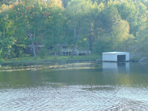 Waterfront Home with Garage.  Nipissing / Warren Bay