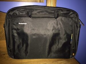Laptop Bag,  Zippered Binder w. Calculator & Bag