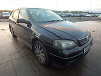 Vauxhall Astra 1.6 O/S Wing Breaking For Parts (2003)