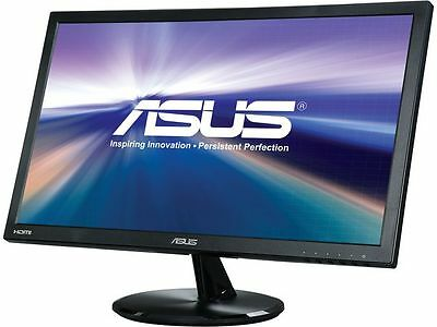 "شاشة ليد جديد ASUS VP228H Black 21.5"" 1ms HDMI Widescreen LED Backlight LCD Monitor"