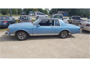 1986 Caprice Classic 2 dr