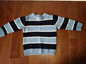 Baby/Toddler Boys' Sweater & Hoodie (size 2T)