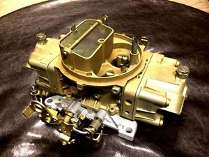Holley #4777 650 cfm mechanical secondary carburetor
