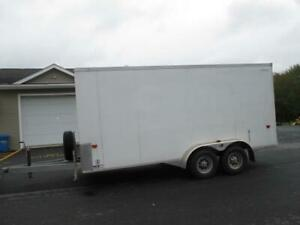 2014 Ideal Cargo 16 FT Trailer