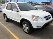 2002 Honda CR-V RD MY2002 Sport 4WD White 4 Speed Automatic Wagon Minchinbury Blacktown Area Preview