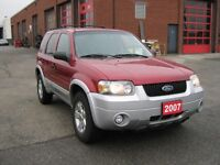 2007 Ford Escape XLT-EDITION