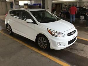 2015 HYUNDAI ACCENT GS SUNROOF  ***TRÈS PROPRE***  $49 SEMAIN