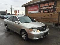 2003 Toyota Camry LE*******AUTOMATIC*****4 CYLINDER***145 KMS