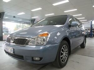 2010 Kia Grand Carnival VQ MY11 Platinum Sky Blue 6 Speed Automatic Wagon Fyshwick South Canberra Preview