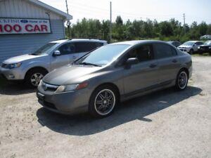 2008 Honda Civic Sedan 4dr Man DX-G