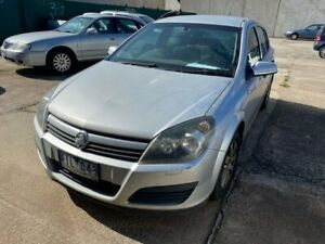 2006 Holden Astra AH MY06 CD Silver 4 Speed Automatic Hatchback Hoppers Crossing Wyndham Area Preview