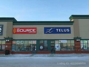 The Source retail outlet in Slave Lake, AB