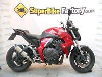 2011 60 HONDA CB1000R
