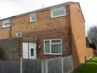 2 BEDROOM: 1 RECEPTION ROOM: WHITE GOODS: 1 BATHROOM: END TERRACED: LOCAL AMENITIES: NO DSS ACCEPTED