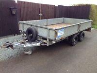 Ifor williams trailer no vat no vat
