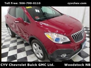 2015 Buick Encore CX AWD - 0.9% Financing