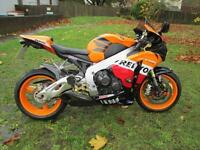 Honda CBR 1000 RR-B REPSOL FIREBLADE SPORTS MOTORCYCLE