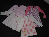 Girls bundle of clothes 2-3