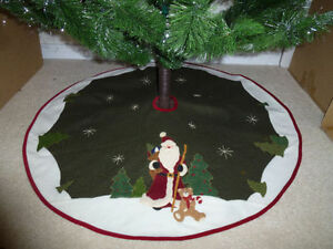 Gorgeous Christmas Decorative Tree Cover