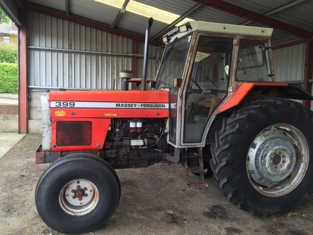massey ferguson 399 service manual