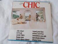 Vinyl LP Chic – Chic