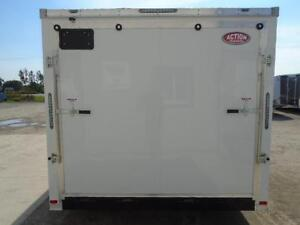 ENCLOSED CARGO/CAR HAULER LOWEST PRICE OF THE YEAR 20' LONG London Ontario image 2