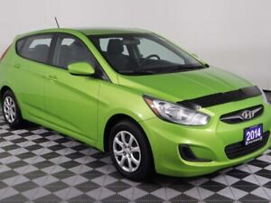 2014 Hyundai Accent w/HEATED SEATS, ONE OWNER. CRUISE CONTROL, M