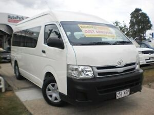 2011 Toyota Hiace White Automatic Noosaville Noosa Area Preview