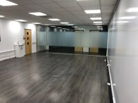 Private Office Space to Rent Park Royal London NW10 w/Parking