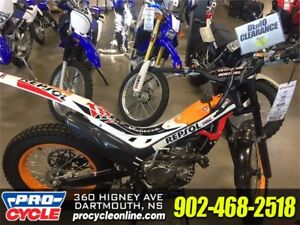 Honda MRT260 Repsol Edition Demo - Save $1400