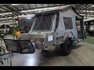 2016 Cub Daintree off road camper Kilburn Port Adelaide Area Preview