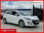 2015 Hyundai i30 GD Active Tourer 5dr Spts Auto 6sp 1.6i White Sports Automatic Wagon Minchinbury Blacktown Area Preview