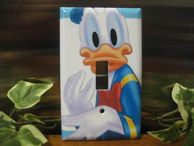 Donald Duck Light Switch Wall Plate Cover #1 - Variations Av