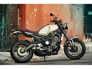 NEW LIMITED RELEASE 2016 YAMAHA XSR900