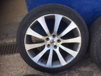 "Land Rover Range Rover Sport 20"" Autobiography Alloy wheels and tyres"