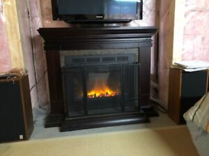 Fireplace (Electric)
