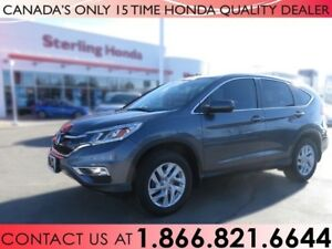 2016 Honda CR-V EX-L | RUST MODULE | PROTECTION PKG. | CLEARSHIE