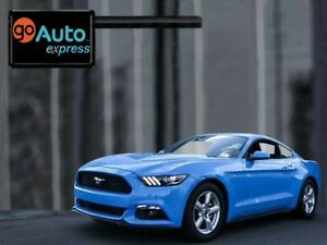 2017 Ford Mustang FASTBACK, 500A, SYNC, REAR CAMERA, ALLOY WHEEL