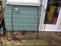 Barjo Dog Rear cage - to fit Renault Scenic 1999-2003