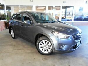 2012 Mazda CX-5 Maxx Sport (4x4) Grey 6 Speed Automatic Wagon St James Victoria Park Area Preview