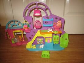 Polly Pocket Pet Shop Playset
