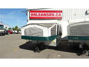 GENTLY USED - 2010 Palomino Pony 280 Tent Trailer