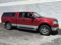 2007 Ford F-150 XTR EXT/CAB 4X4 Pickup Truck