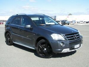 2011 Mercedes-Benz ML300 CDI W164 MY11 BlueEFFICIENCY AMG Sports Grey 7 Speed Sports Automatic Wagon Maddington Gosnells Area Preview