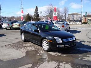 2007 Ford Fusion SEL ***Fully Loaded & ALL WHEEL DRIVE!!!***