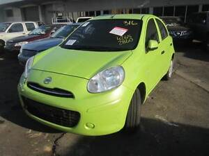 Nissan Micra 2012 K13 1.5 LITRE AUTO WRECKING Brooklyn Brimbank Area Preview