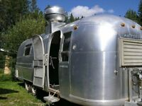 28 FOOT CONCESSION TRAILER