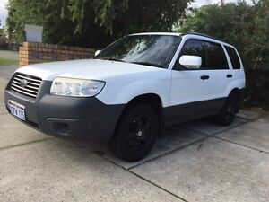 Subaru Forester 2006 great condition Victoria Park Victoria Park Area Preview